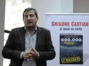"""Lansare de carte cu tema: """"Misterele Revoluției din 1989"""", susținută de ziaristul Grigore Cartianu"""