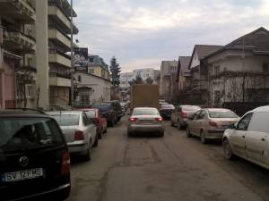 Strada Vasile Bumbac a fost inchisa pentru reabilitare completa