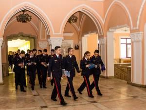"""Colegiul Naţional Militar """"Ştefan cel Mare"""" din Câmpulung Moldovenesc"""