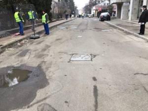 Strada Vasile Bumbac, închisă total circulaţiei rutiere până la finele lunii iulie
