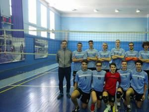 Echipa de volei juniori LPS CSS Suceava s-a calificat la turneul semifinal de pe locul I