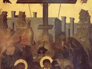 """""""Cel ce voieşte să vină după Mine, să se lepede de sine, să îşi ia crucea şi să-Mi urmeze Mie!"""""""
