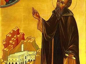 Sf. Cuv. Benedict de Nursia