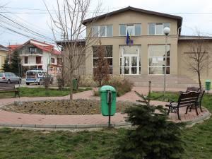 Sediul de Primărie din Burdujeni, unde va funcţiona centrul de permanență