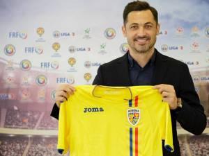 Mirel Rădoi este în mod oficial noul manager sportiv al echipei naţionale U21