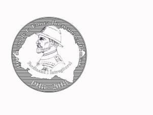 """Medalie aniversară """"Centenarul Marii Uniri"""""""