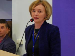 Managerul de proiect, prof. univ. dr. Gabriela Prelipcean, prorector al USV