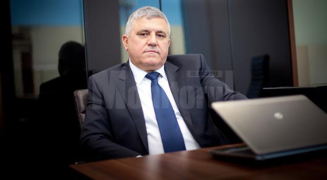 Liderul PNL Rădăuți, deputatul Dumitru Mihalescul