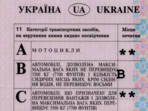 Prins la volan, un bărbat le-a prezentat poliţiştilor un permis ucrainean