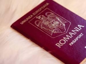 Pasaport românesc