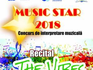 Concursul Music Star, la USV