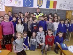 Acţiunea de la Şcoala din Horodnic de Jos