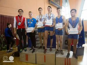 Sportivii de la CSM Suceava și Nada Florilor Fălticeni au ocupat primele doua locuri în proba de dublu, categorie uşoară a seniorilor