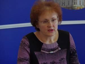 Șeful Serviciului Public Comunitar pentru Eliberarea şi Evidenţa Paşapoartelor Simple, Angela Irimia