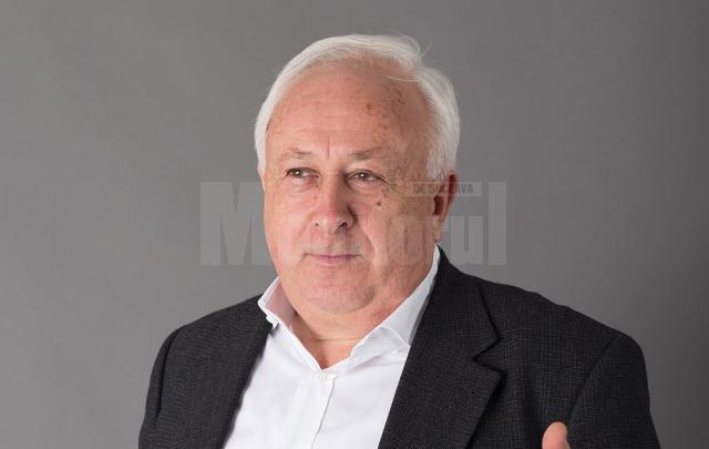 Primarul municipiului Rădăuţi, Nistor Tatar