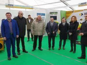 Autorităţi judeţene și naţionale au participat la deschiderea oficială a Târgului Agro Expo Bucovina