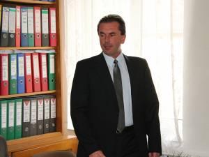 Dr. Cătălin Săndulescu, managerul Spitalului Municipal Câmpulung Moldovenesc