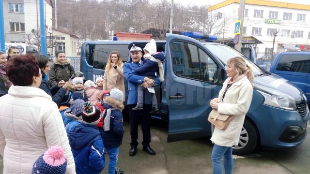 Ziua Porţilor Deschise, la Jandarmeria Suceava
