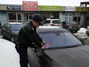 Campanie de prevenire a furturilor din maşini