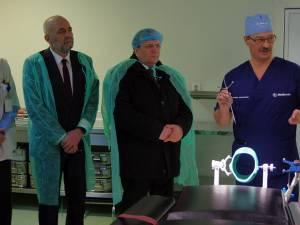 Neurochirurgi din Germania vin, în iunie, să opereze alături de neurochirurgii suceveni