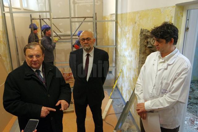 Spitalul de Urgenţă Suceava va avea propriul aparat RMN din data de 5 mai 2018
