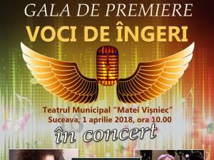 Primul festival naţional de muzică uşoară pentru copii şi tineri organizat la Suceava începe de mâine