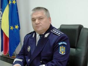 Comisarul-şef Ioan Crap