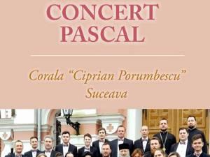 Concert pascal, sâmbătă, la Casa de Cultură Siret