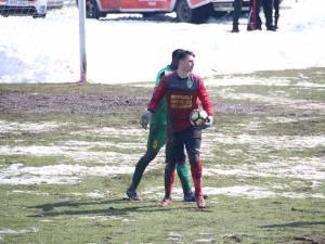 Foresta l-a pierdut pe portarul Began pentru duelul cu CS Mioveni