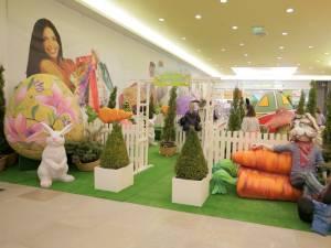 Labirintul Iepuraşului, la Iulius Mall Suceava