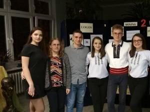 """Elevi şi profesori sireteni în Szczecin, Polonia. Proiect ERASMUS+ """"Moving2Health"""""""