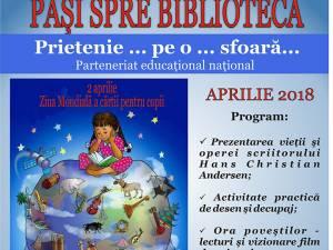 Activităţi pentru copii, la Biblioteca Bucovinei