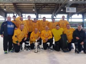 Echipa Ice Galaxy Suceava a câștigat un turneu internațional în Germania