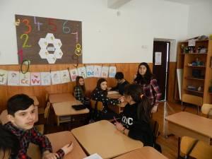 """""""Caravana prieteniei"""", la Școala Gimnazială Nr. 10 Suceava"""