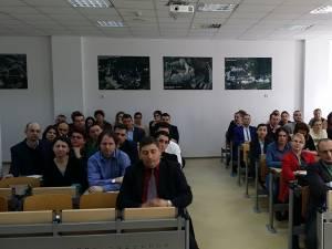 Adunarea de reînființare a filialei judeţene Suceava a Societăţii de Ştiinţe Istorice din România