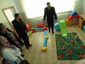 Ziua Internaţională de Conştientizare a Autismului, marcată la Centrul Şcolar Suceava