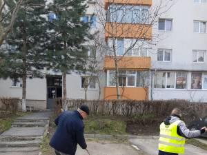 Primarul Sucevei a participat luni la campania de curățenie din Obcini