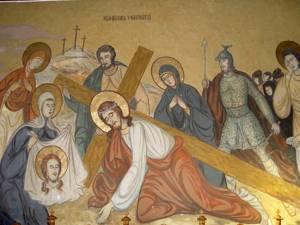 Cu Hristos pe drumul Golgotei către Înviere