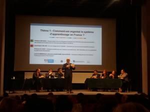Conferința franco-română privind educația și formarea profesională