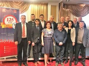O delegaţie din Suceava a participat la aniversarea a 125 de ani de la înfiinţarea primului partid social democrat din România