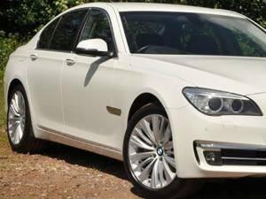 Un astfel de BMW a fost implicat în urmărire
