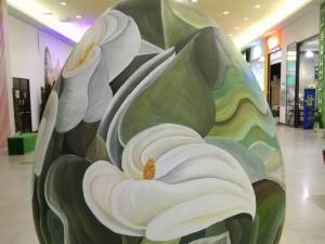 Art Deco - Tamara de Lempicka (pictura castigatoare)