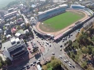 Stadionul Areni - vedere aeriana