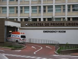 """Unitatea de Primiri Urgențe (UPU) a Spitalului de Urgență """"Sfântul Ioan cel Nou"""" din Suceava"""