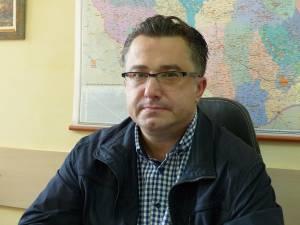 Managerul Spitalului Fălticeni, dr. Vlad Morariu