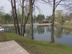 Zona de agrement a Sucevei va fi inaugurată vineri