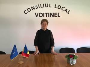Primarul comunei Voitinel, Maria Pleșca