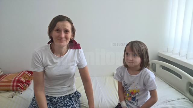 Clinica AKH din Viena a anulat transplantul de plămâni pentru fetiţa din Poiana Micului