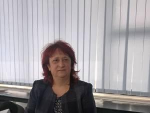 Directorul executiv al Direcţiei de Sănătate Publică Suceava, dr. Cătălina Zorescu