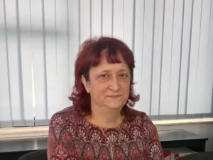 Directorul executiv al Direcției de Sănătate Publică Suceava, dr. Cătălina Zorescu
